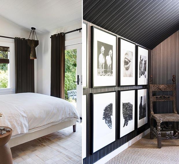 modern rustic retreat mansion by Antonio Martins