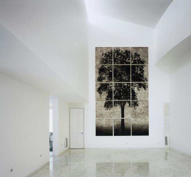 modern wall art Miguel Aragones Casa Solomon