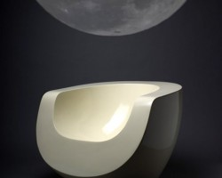 The Moon Chair By Mike To