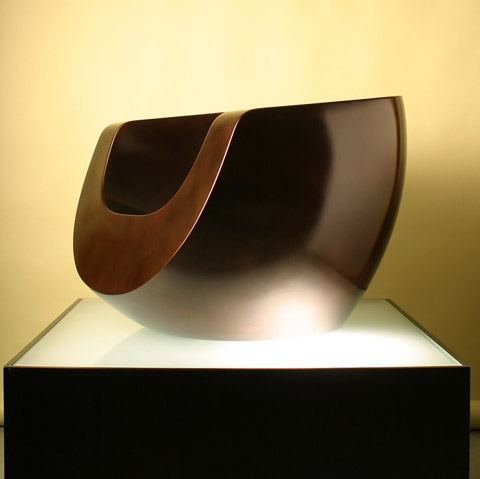 Moon Chair Mike To bronze