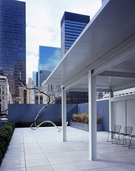 Museum Tower Roof Terrace Francois De Menil 6