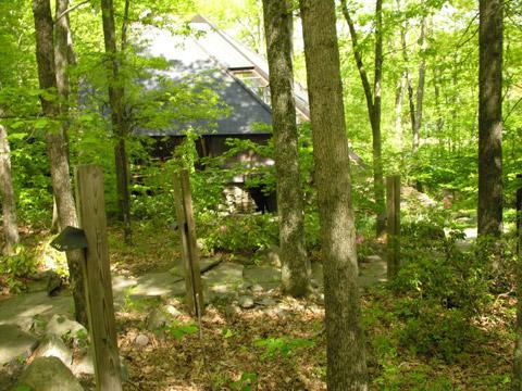 Nancy Copley Architect home 6