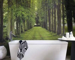How To : Have A Natural, Relaxing Bathroom
