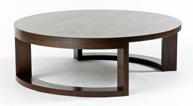 Woodworking coffee table round PDF Free Download