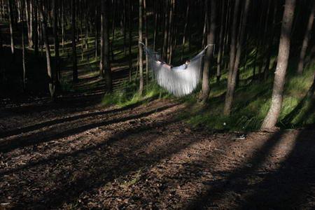 Nest Hammock by Ieva Laurina 1