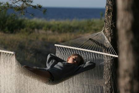 Nest Hammock by Ieva Laurina 2