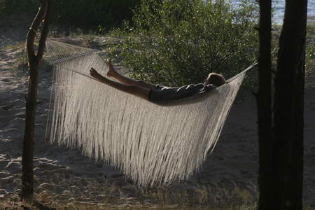 Nest Hammock by Ieva Laurina 4