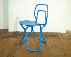 No.7 (Nube) Chair By Tomas Alonso