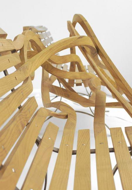 Pablo Reinoso Spaghetti Bench 1