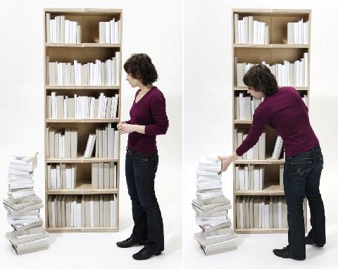 Platzhalter bookshelf Farsen Schollhammer 1