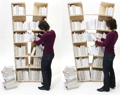 Platzhalter bookshelf Farsen Schollhammer 2