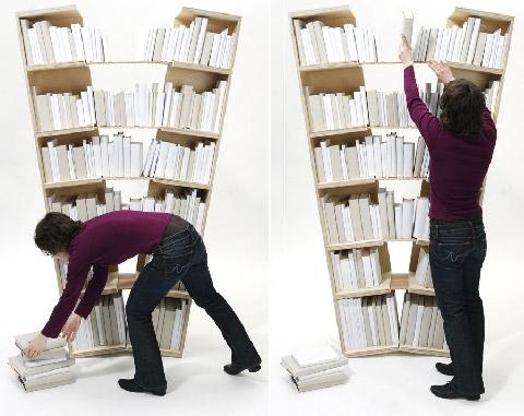 Platzhalter bookshelf Farsen Schollhammer 3