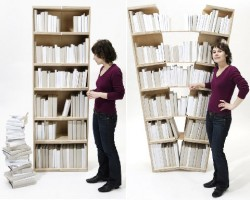 Innovative Platzhalter Bookshelf By Farsen And Schöllhammer