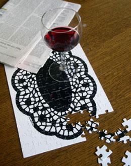 Puzzle Doilies Katrin Sonnleitner 1