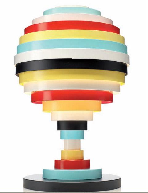 PXL lamp Fredrik Mattson