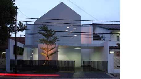 Razie House Aboday Jakarta Indonesia 1