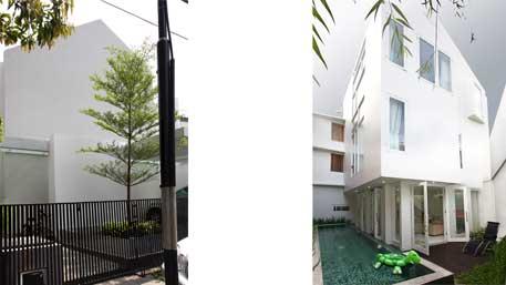 Razie House Aboday Jakarta Indonesia 2