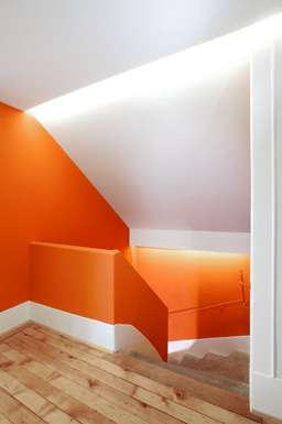 Renovated interior Group8 architects Switzerland 3