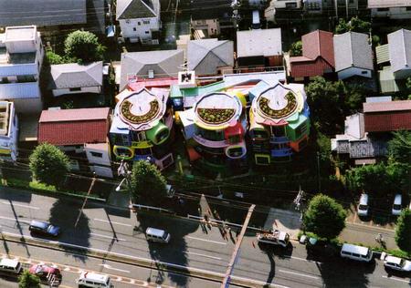 Reversible Destiny Lofts Mitaka Tokyo 3