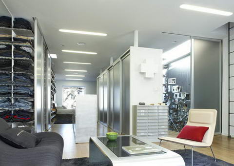 Ricky Kenig Residence Brooklyn Slade Architecture 11