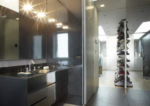 Ricky Kenig Residence Brooklyn Slade Architecture 12