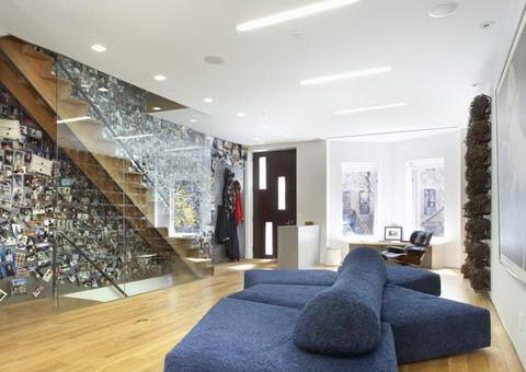 Ricky Kenig Residence Brooklyn Slade Architecture 2