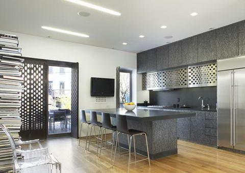 Ricky Kenig Residence Brooklyn Slade Architecture 5