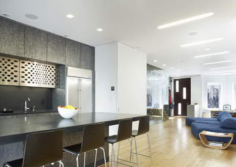 Ricky Kenig Residence Brooklyn Slade Architecture 6