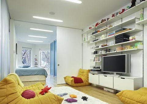 Ricky Kenig Residence Brooklyn Slade Architecture 8