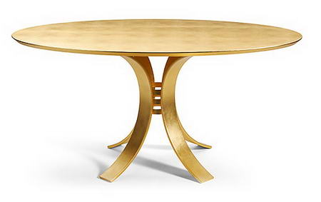 Roberto Coin golden table