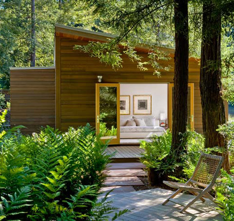 Sebastopol Residence Turnbull Griffin Haesloop Architects California