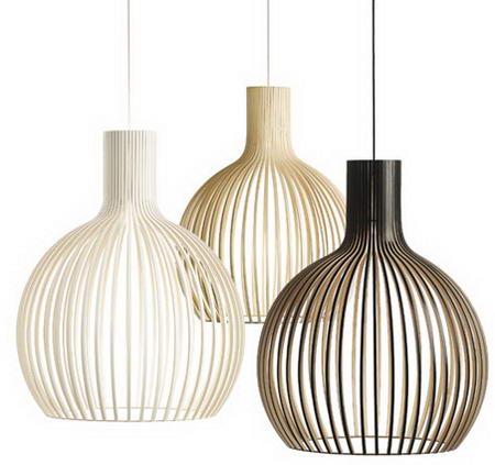 Secto Lamps by Seppo Koho Secto Design pendant lamps