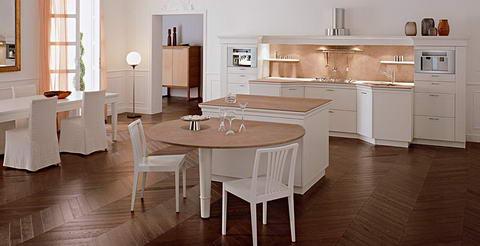 Snaidero Kitchen Inspiration white classic