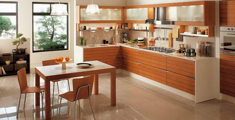 Snaidero Kitchen wood