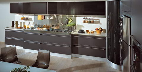 Snaidero Kitchen Inspiration wenge