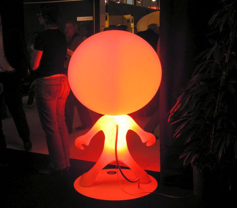 Spacewalker floor Constantin Wortmann exhibition picture