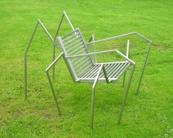 The Spider Chair By Erik Griffioen