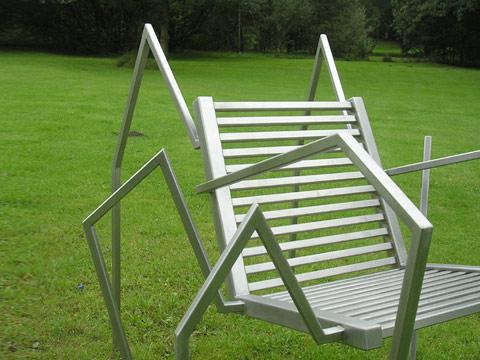 Spider chair Erik Griffioen detail