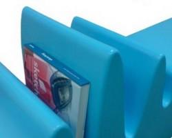 Creativeans Presents The Blue Sqoosh Bench