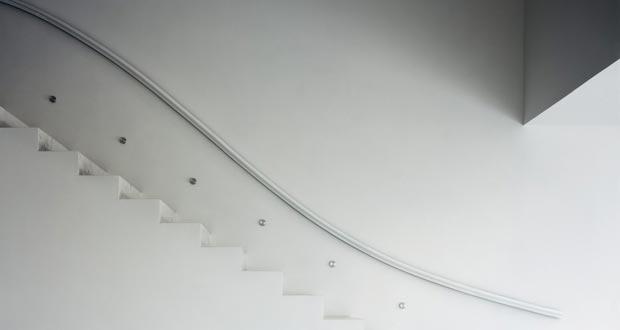 staircase Miguel Aragones Casa Solomon
