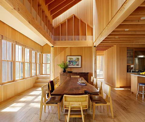 Summer Lake Tahoe House TGH Architects 01