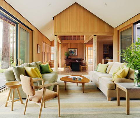 Summer Lake Tahoe House TGH Architects 02