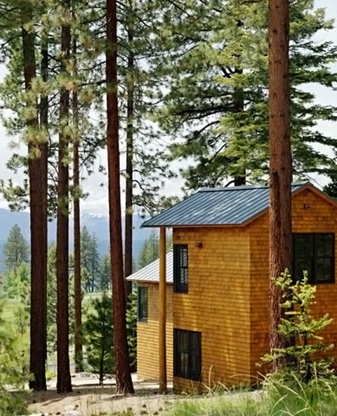 Summer Lake Tahoe House TGH Architects 09