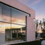 tall modern windows Aragones Casa Solomon