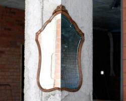 The Cut Mirror By Andreu Carulla Studio