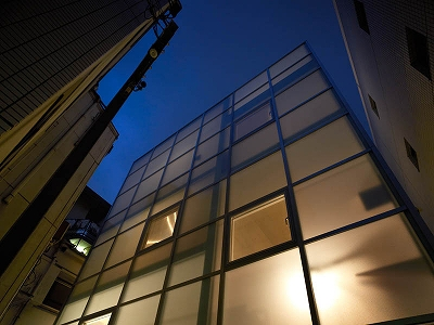 The Figured Glass House TNA Architects Tokyo 6