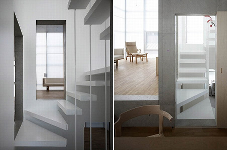 The Figured Glass House TNA Architects Tokyo 9