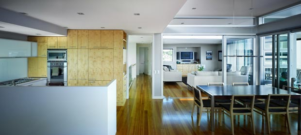 Town House interior St Heliers CCCA Studio