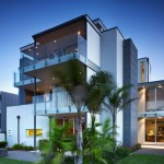 Town House: St Heliers By Crosson Clarke Carnachan Architects