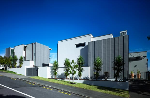 Town Houses St Heliers CCCA Studio